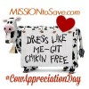 Free Food at Chick-fil-A Cow Appreciation Day 2016 (7/12/16)