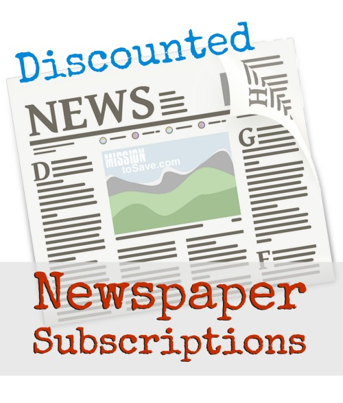 Discounted Newspapers Memorial Day Deals We cashed in every favor we could to get you early access the best Memorial Day deals out there! No need to thank us.