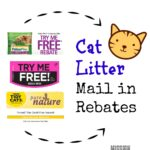Free Cat Litter Mail in Rebates + Possible Pet Care Money Maker at Target