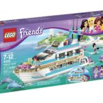 Amazon: Lego Friends Dolphin Cruiser Deal ($52.49 Shipped)