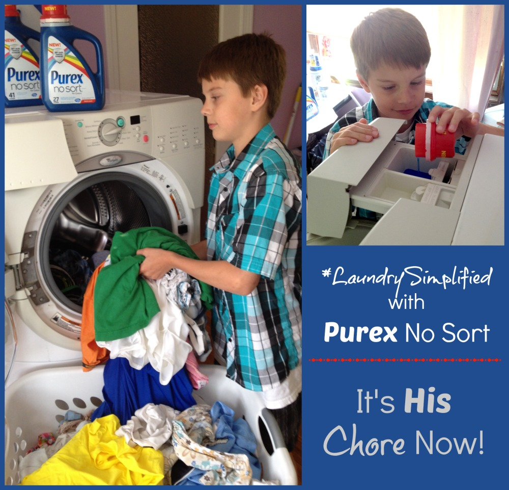 New Purex no sort- #LaundrySimplified #shop #cbias