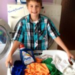 #LaundrySimplified with Purex No Sort Detergent- Give This Chore to the Kids! #Shop
