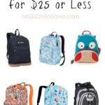 100 Backpacks for $25 or Less on Amazon