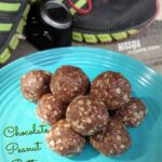 Chocolate Peanut Butter Energy Balls Recipe