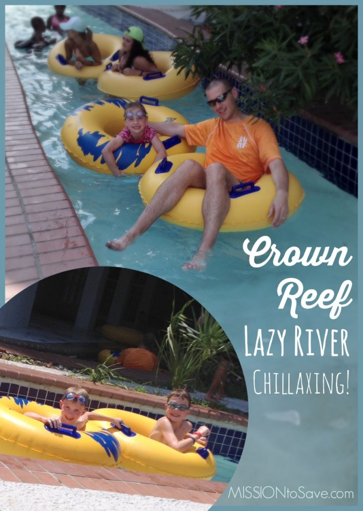 Crown Reef Lazy River