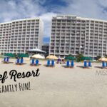 Fun Family Vacation at Crown Reef Resort in Myrtle Beach #Review