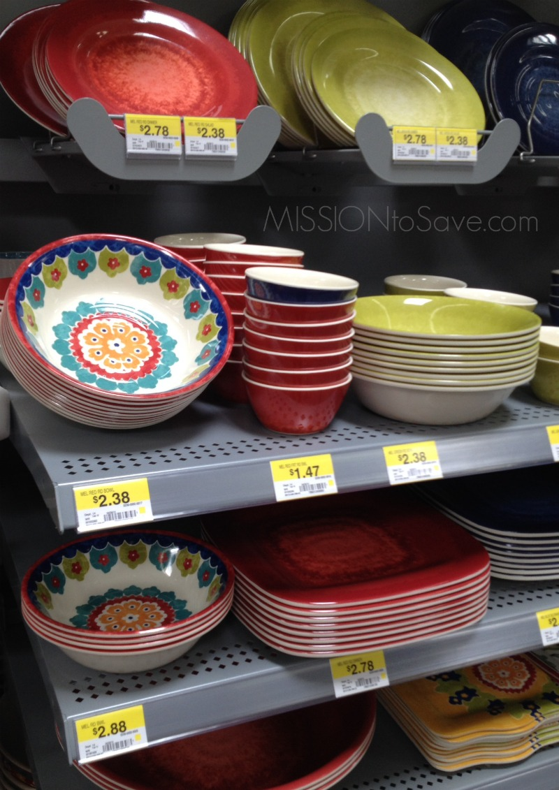 Housewares at Walmart