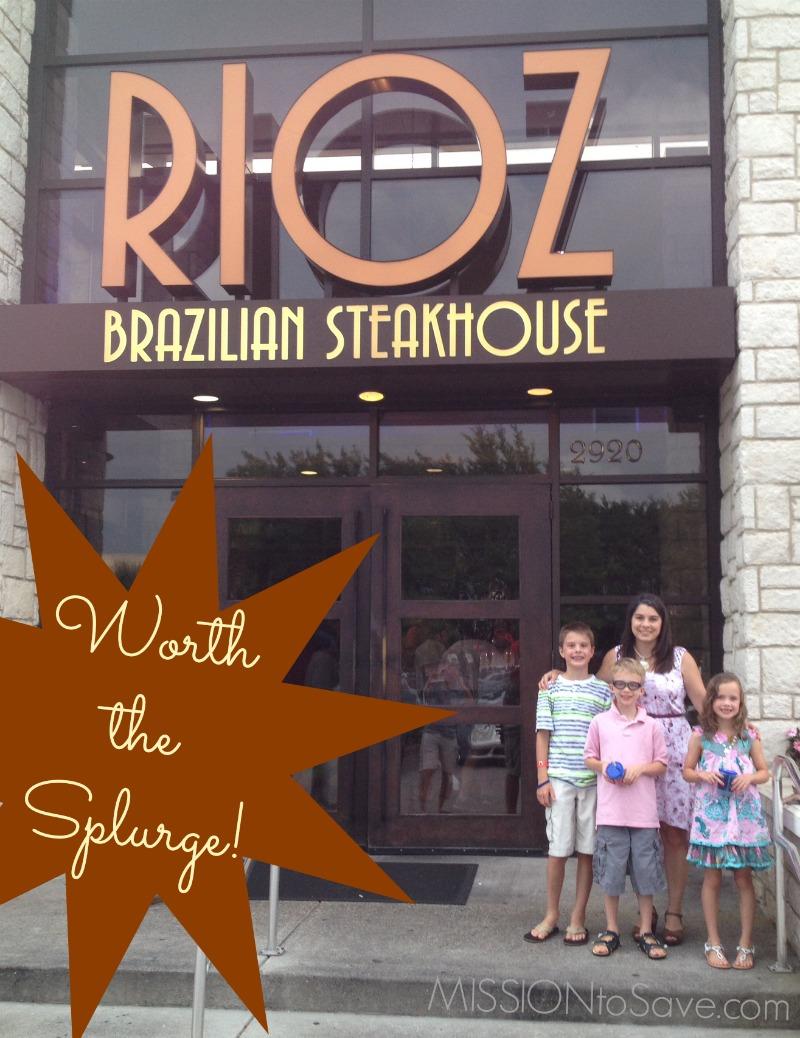 Rioz Brazilian Steakhouse Myrtle Beach Coupons
