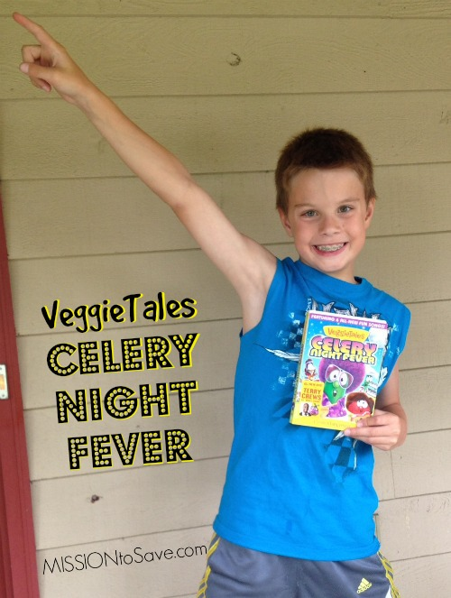veggietales Celery Night Fever