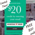 $20 FREE ThredUp Credit! Get it now for new users, limit time! #fashion #discount