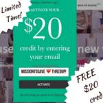 *HOT* FREE $20 ThredUp Credit + Promo Code!