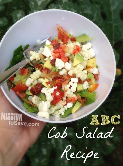 ABC Cobb Salad Recipe