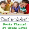 Amazon: Back to School Books with Grade Level Themes