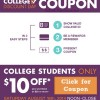 Save on BTS with this Big Lots Coupon on College Discount Day
