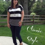 Cable & Gauge Offers Classic and Stylish Staples for Real Mom Style #review #CGFashion #cableandgauge