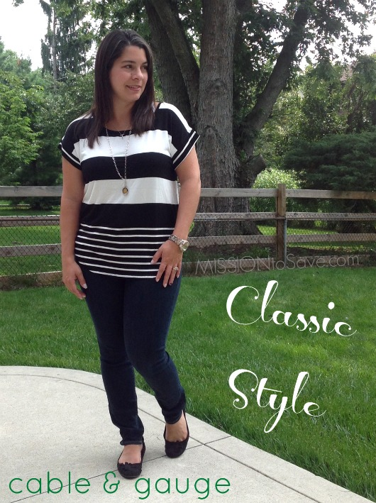 Cable & Gauge Offers Classic and Stylish Staples for Real Mom Style ...
