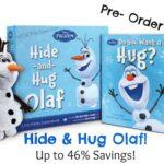 Disney Hide and Hug Olaf on Amazon for $15.78 (42% Savings)