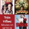 Robin WIlliams Movies on Netflix