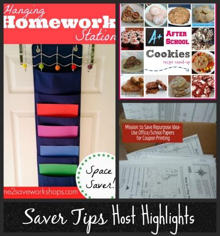 Saver Tips Host Highlights 812