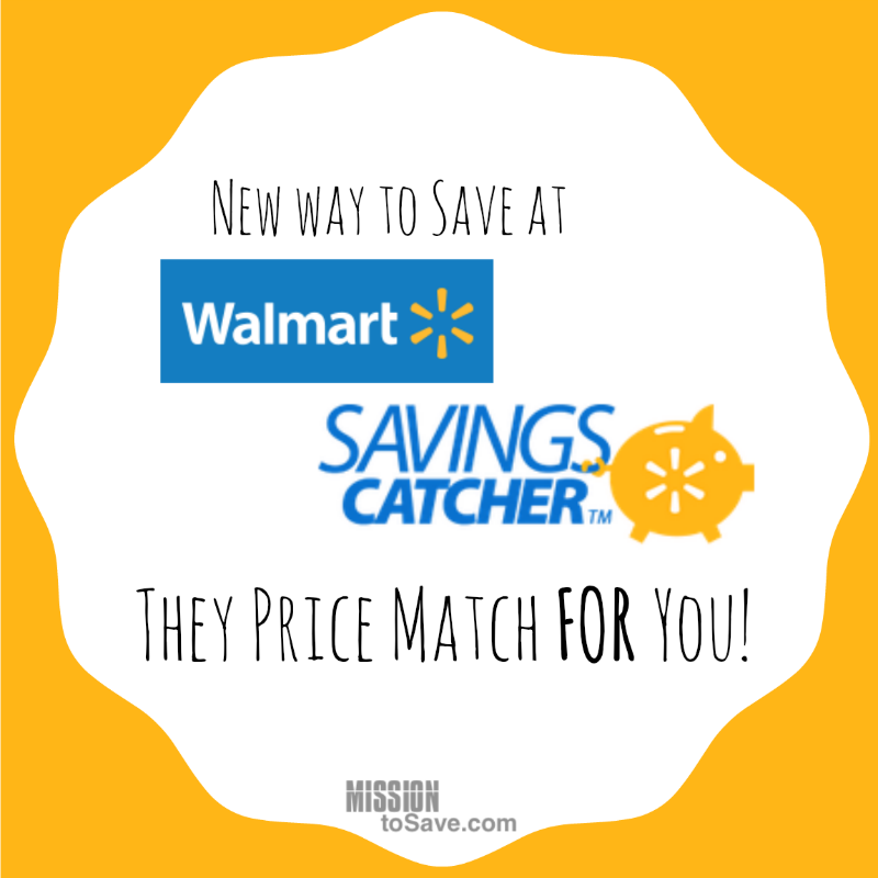 New way to save with Savings Catcher at Walmart