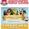 Wendy's Kids' Meals for $1.99