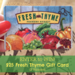 New Fresh Thyme Market Now Open in Dublin + Giveaway!