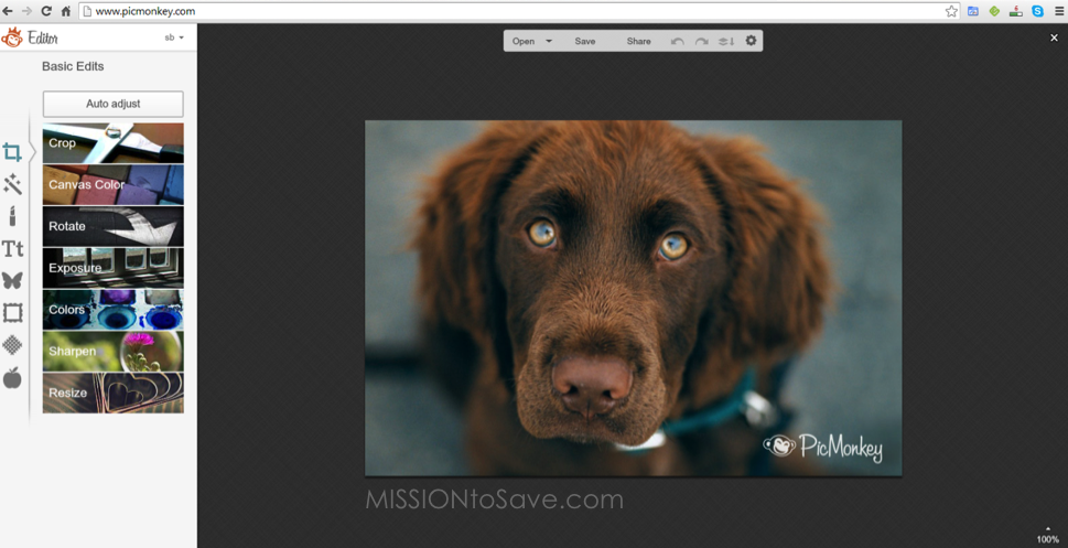 Learn How to Use PicMonkey for Photo Editing and Other Creative Designs