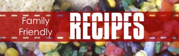 Family Friendly Recipes on MissionToSave.com
