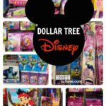 Dollar Tree Disney items perfect for a party!