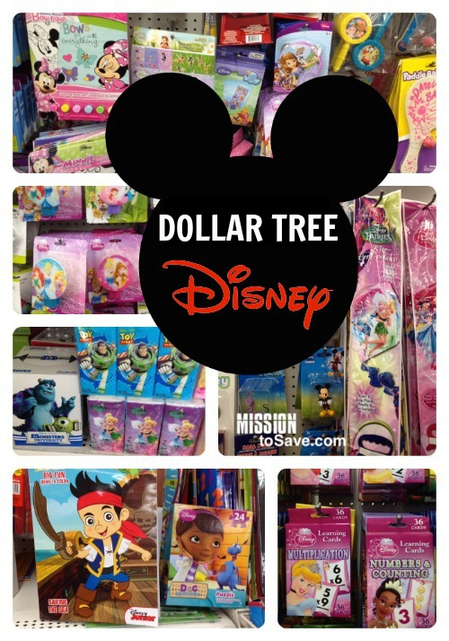 Dollar Tree Disney Party Supplies Mission To Save