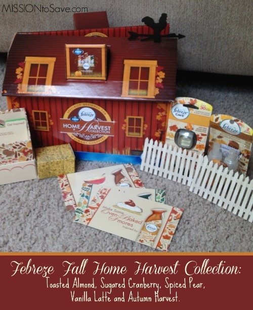 FebrezeFall Home Harvest Collection