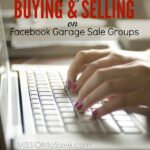 Tips for Buying & Selling on Facebook Garage Sale Groups