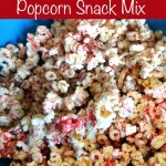 Celebration Crunch Popcorn Snack Mix Recipe