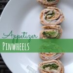 Easy Appetizer Pinwheels Recipe (Great for Lunch Wraps Too!)