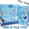 Pre-Order Hide and Hug Olaf at Walmart!