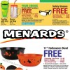 Menards Free After Rebate Deals