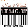 Hello February! Check Out New List of Printable Coupons!