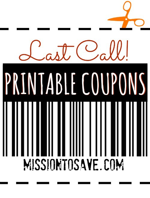 Can I Get a Last Call Coupon?