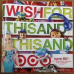 Target Toy Book Christmas 2014