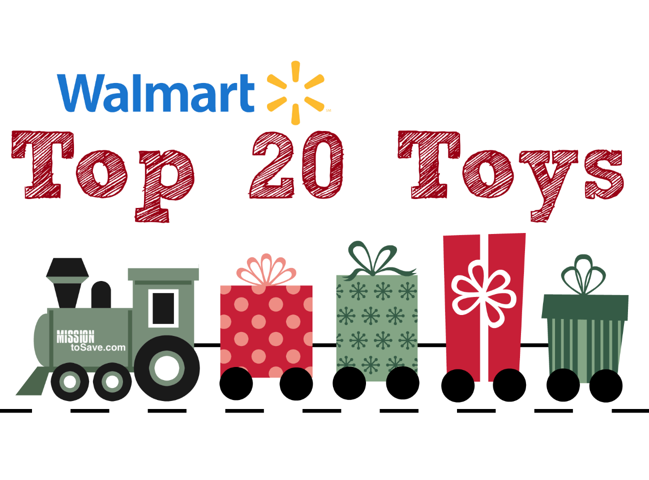 Walmart Toys For Christmas : Walmart top toys for holiday season mission to save