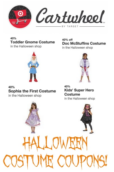 Target coupon codes for halloween costumes