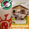 OCC Shoebox and Chick-fil-A Sawmill