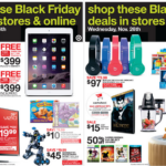 Target Black Friday Starts Wednesday on Select Items (iPad Gift Card Deals, Beats and More)