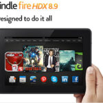 Save $140 on Kindle Fire HDX Tablet!