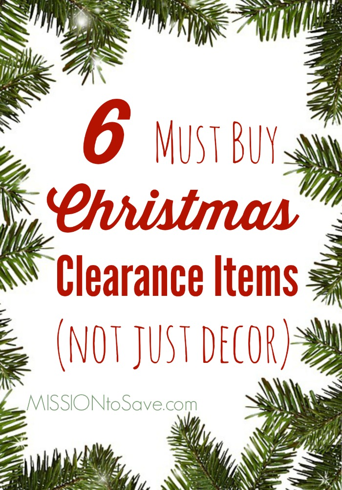 6 must buy christmas clearance items and i 39 m not just for Christmas sale items