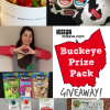 Come on over and enter to win the Buckeye Prize Pack Giveaway! One Luckey Buckeye will win $120 in prizes from Ohio Based Companies! (ends 12/15)
