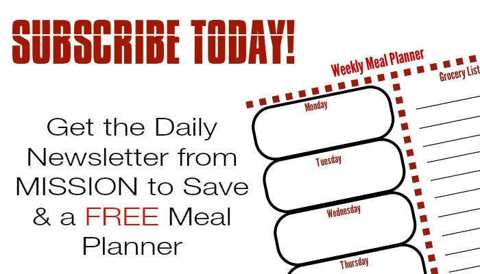 Get Newsletter and Free Printable
