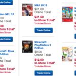 Best Buy Video Game Trade In Program + 50% Bonus for In Store Trade