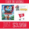 Target Mr. Peabody & Sherman Combo Pack Deal