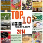 Top Ten Mission to Save Posts of 2014!